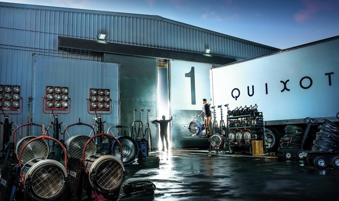 quixote studios net worth