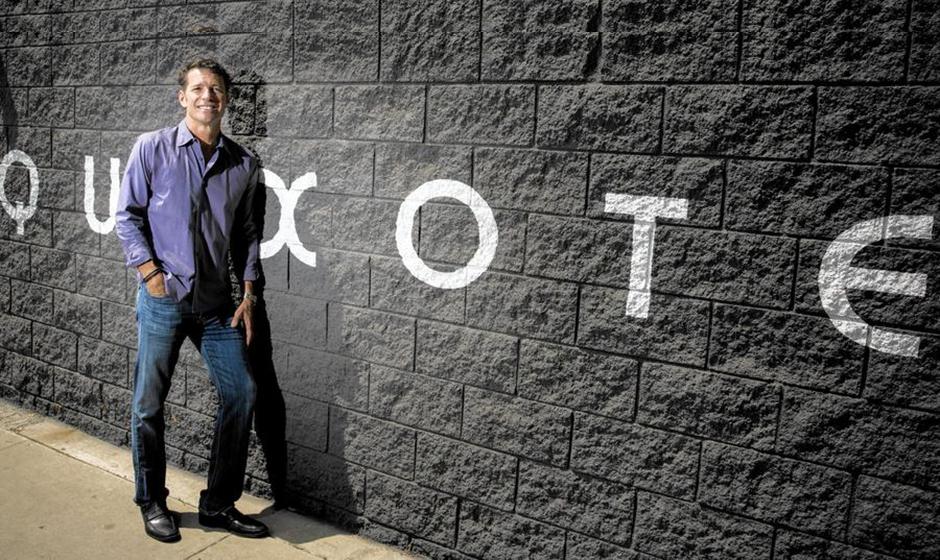 LA Times: CEO of Quixote Studios keeps Hollywood rolling along
